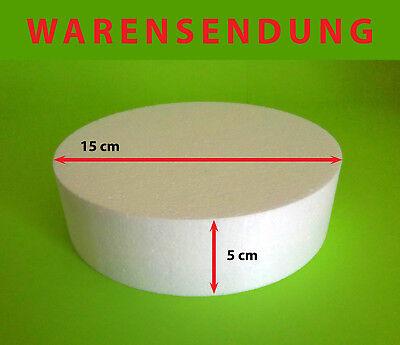 Torten Dummy 5 Cm Herz Styropor 40 Cm Ø