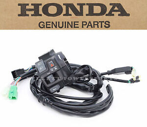 New Genuine Honda Left Switch 97-00 GL1500SE Goldwing OEM Horn Turn Signal #V84