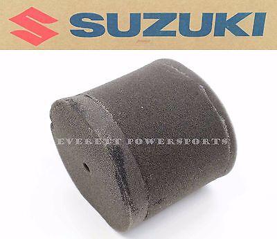 New Genuine Suzuki Foam Air Cleaner Filter Element LT80 Quadsport 87-06 OEM K143 Air Cleaner Element Foam