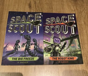 Space Scout - The Big Freeze & The Robot King