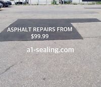 DRIVEWAY REPAIRS FROM $99.99