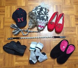 HATS AND ACCESSORIES