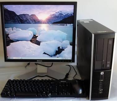 HP Compaq 8200 Elite Quad-Core i5-2400 3.1GHz Computer, Win 7 Pro