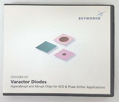 Skyworks Varactor Diodes Hyperabrupt Abrupt Die Chips Vco Phase Shifter 100pcs