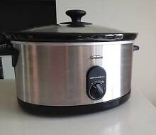Sunbeam Slow Cooker 5.5 Litre - HP5520 East Perth Perth City Preview
