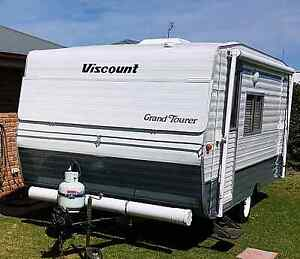 Viscount Grand Tourer - ALLOY FRAME  - VERY  EASY TOWING Warwick Southern Downs Preview