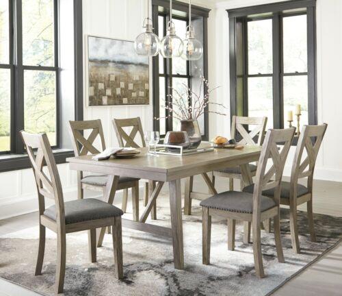 Ashley Furniture Aldwin 7 Piece Dining Room Set