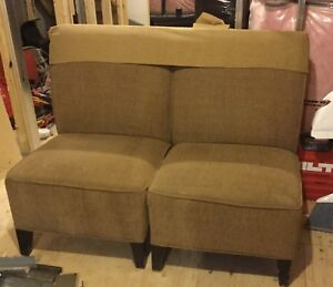 Armless Chairs - 4
