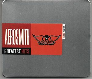 Aerosmith - Greatest Hits (2008 CD In Steel Box) Sony/BMG Steel Box Collection