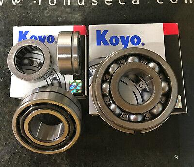 <em>YAMAHA</em> TZ350 KOYO TRANSMISSION BEARING SET OF 4 SAVE 40
