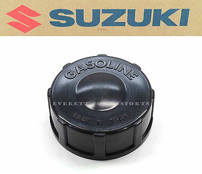 New Genuine Suzuki Fuel Gas Petrol Cap 1983 LT125 ALT125 OEM Filler Cap  #T55