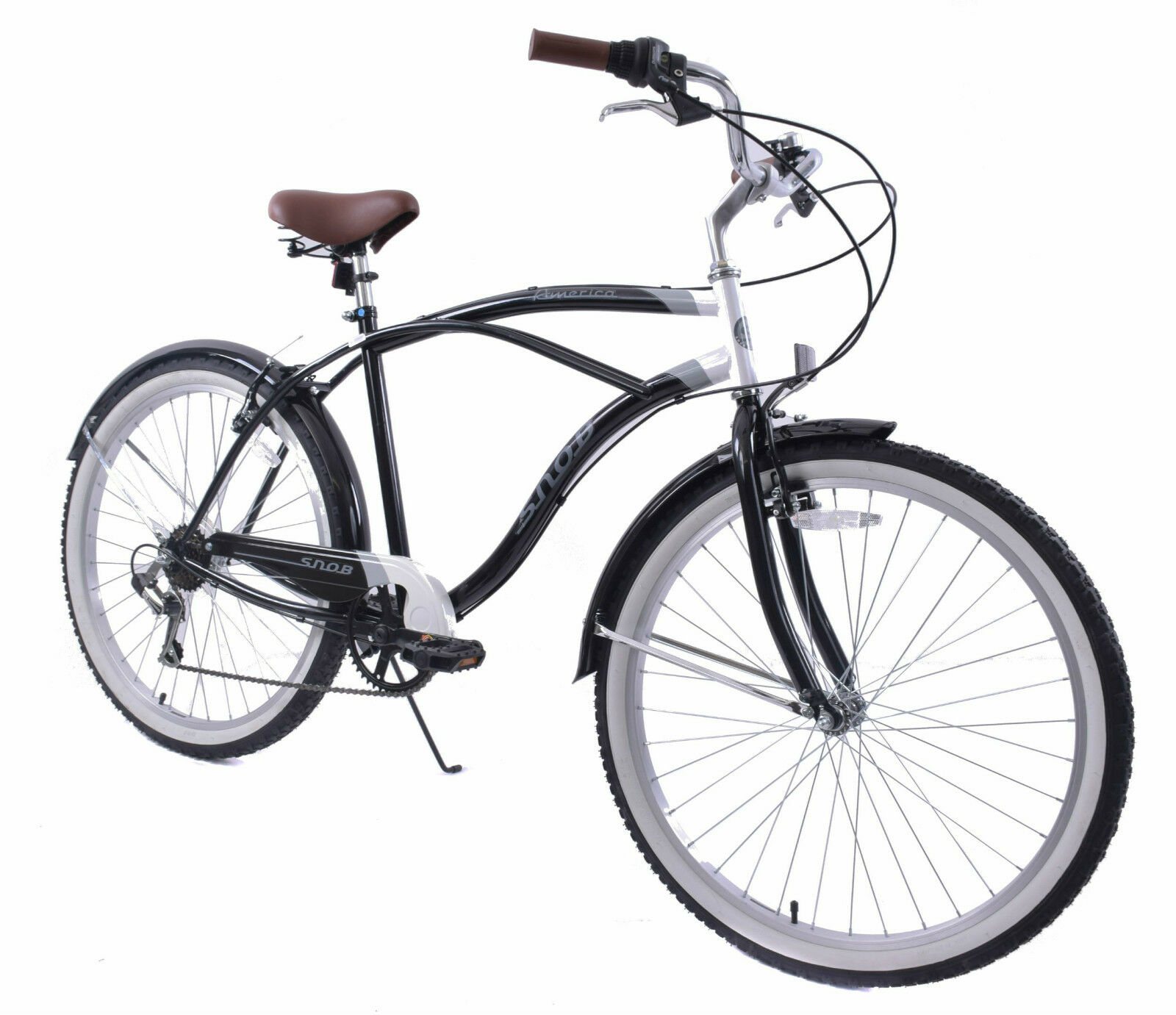 American Style 26 Quot Wheel Usa California Beach Cruiser Bike