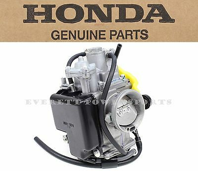 New Genuine Honda Carburetor 99 15 Trx400 Ex 400X Sportrax Carb  See Notes   K81
