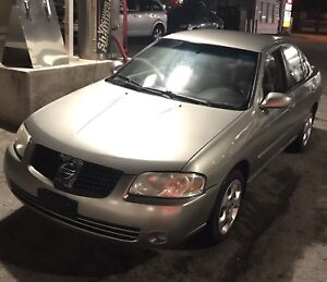 2006 Nissan Sentra 1.8 limited Edition, Good Condition!!