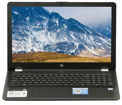 HP 15.6 inch Laptop Intel i7-7500U 2.7GHz 8GB 2TB HDD DVD+RW Bluetooth Win 10