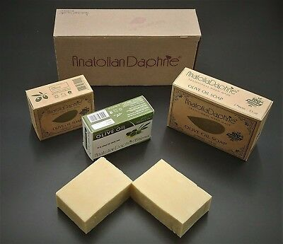 Olive Oil Bar Soap - 100% Pure Natural & Artisan Crafted Quality 100% Olive Oil Soap