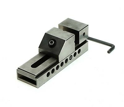 Precision Grinding Toolmaker Screwless Vise 2 X 2 X 6-12 3 Jaw Opening