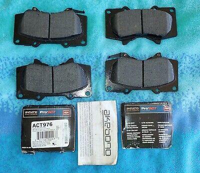 Disc Brake Pad Set-ProACT Ultra Premium Ceramic Pads Front Akebono ACT976