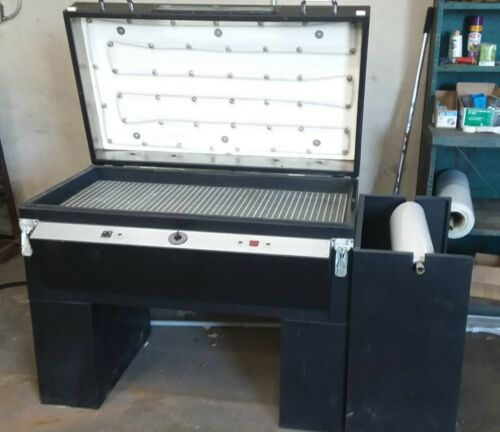 Creative Inc. Model #5000 Vacuum Forming Sign Machine for Magnetic Signs Shop