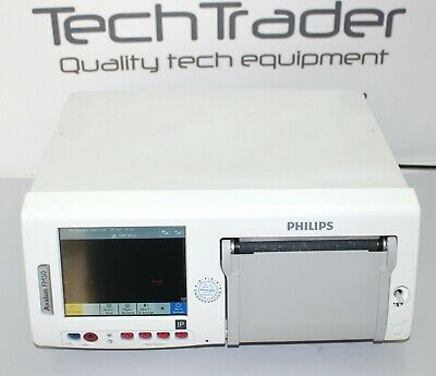 Philips Avalon Fm50 Fetalmaternal Monitor