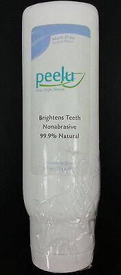 3-PACK PEELU DENTAL FIBERS NON-ABRASIVE TEETH BRIGHTENING TOOTHPOWDER (Dental Fibers Tooth Powder)