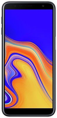 SIM Free Samsung Galaxy J6 6 Inch 32GB 13MP 4G Mobile Phone - Black.