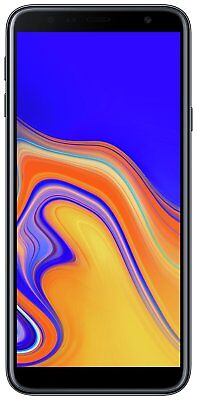 SIM Free Samsung Galaxy J4 Plus 6 Inch 32GB 13MP 4G Mobile Phone - Black.