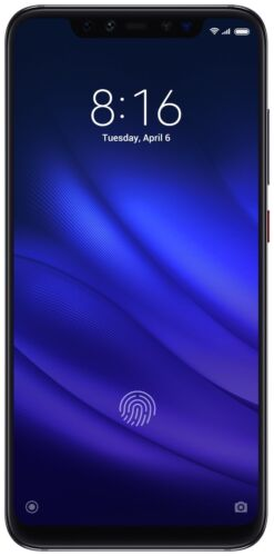 Android Phone - SIM Free Xiaomi Mi 8 Pro 6.26 Inch 128GB 8GB 20MP Android Mobile Phone - Black