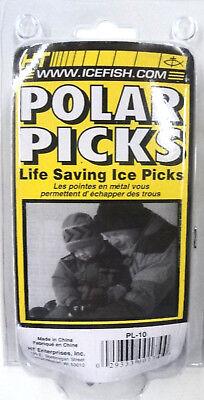 HT Polar Picks Ice Safety Picks, 30