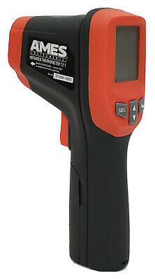 Ames Instruments Ir12 Non-contact 121 Infrared Digital Thermometer Wlaser