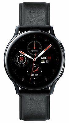 Samsung Galaxy Active2 40mm 4GB WiFi & 4G Fitness Tracker Smart Watch - Black