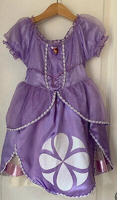 Disney Sofia The First Halloween Costume (EUC! Disney Store SOFIA THE FIRST Princess Dress Halloween Costume Size 18-24)
