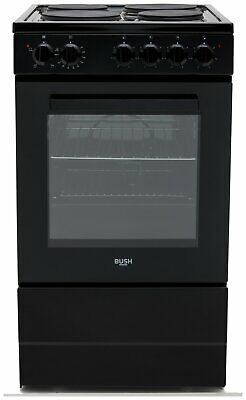 Bush BESAW50B Single Electric Cooker - Black