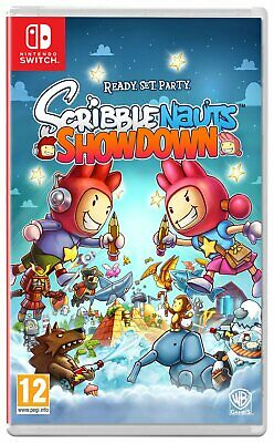 Scribblenauts Showdown Nintendo Switch Game