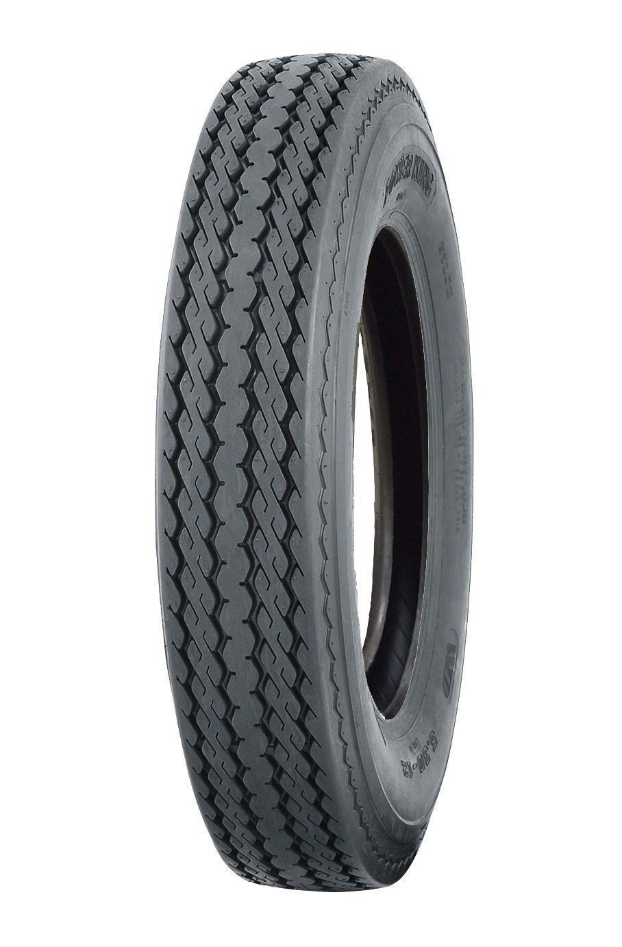 One New Boat Trailer Tire 4.80-12 4.80x12 6PR Load Range C - 11031