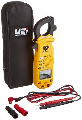 New Multimeter Uei Test Instruments Dl369 Digital Clamp-on Meter G2 Phoenix Cat3