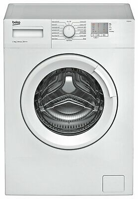 Beko WTG620M1W Free Standing 6KG 1200 Spin Washing Machine A+++ White