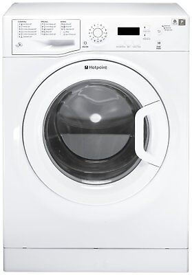 Hotpoint WMAQF721P Free Standing 7KG 1200 Spin Washing Machine A+ White