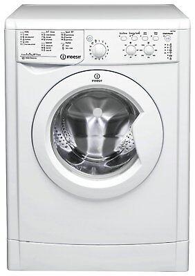 Indesit IWC71252 Free Standing 7KG 1200 Spin Washing Machine - White. From Argos