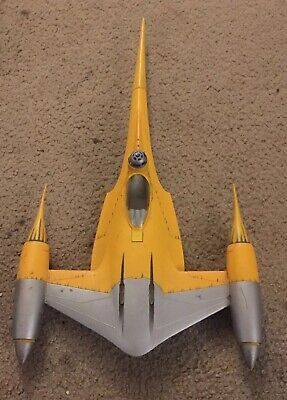 STAR WARS NABOO FIGHTER EPISODE 1  STARFIGHTER Star Wars Naboo Fighter
