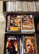 Comic Book Lot Free Shipping