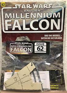 STARWARS Bau den Millennium Falcon Ausgabe 62