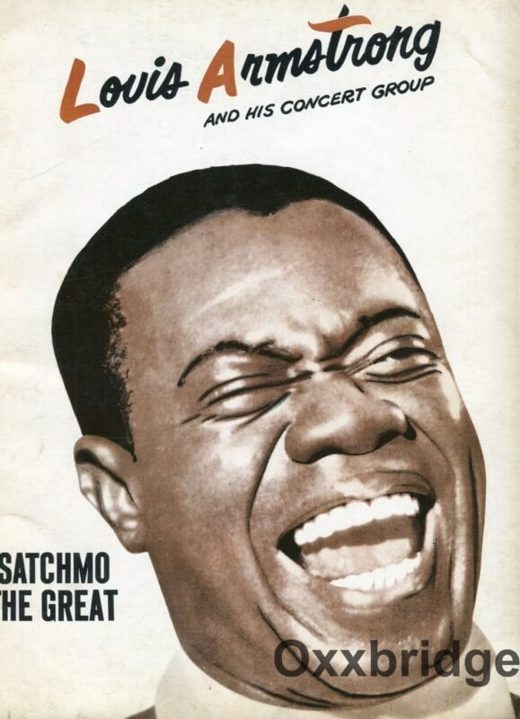 LOUIS ARMSTRONG 1950