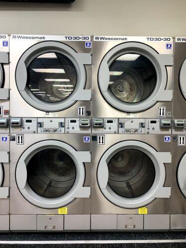 *BATCH SALE* Commercial Dryers - Wascomat TD30x30