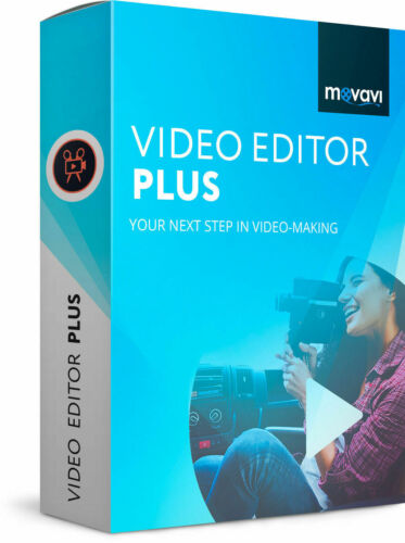 Movavi Video Editor Plus 2020 Lifetime Activation for Windows with Fast Delivery