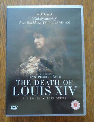 The Death of Louis XIV DVD Jean-Pierre Leaud Albert Serra