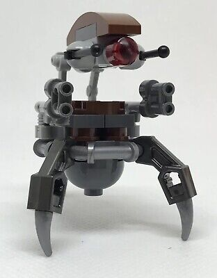 LEGO Star Wars Droideka Destroyer Droid Minifigure NEW 75000 Mini Figure