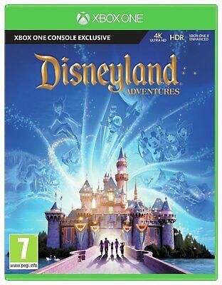 Disneyland Adventures Microsoft Xbox One Game.