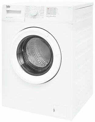 Beko WTG820M1W Free Standing 8KG 1200 Spin Washing Machine A+++ White
