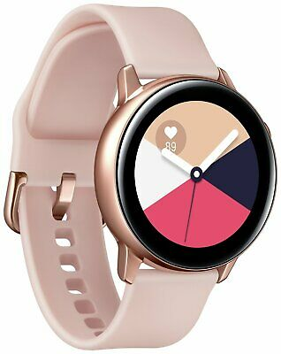 Samsung Galaxy Active 28mm 4GB Sleep Heart Rate & Fitness Smart Watch -Rose Gold